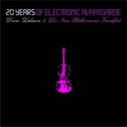 20 Years Of Electronic Avantgarde (2 cd) фото 654