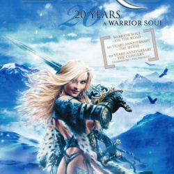 20 Years A Warrior Soul (2dvd+cd digibook) фото 2231