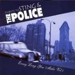 ...Sting & Police - Every Long You Make Vol. 1 (cd) фото 391