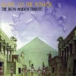Iron Maiden - Slave to the Power (2cd) фото 736