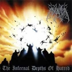 The Infernal Depths of Hatred (cd) фото 605