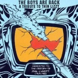 ...Thin Lizzy - The Boys Are Back (cd) фото 406