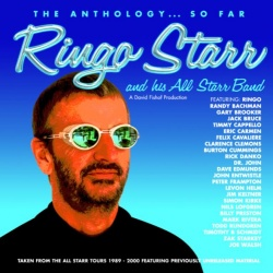 Ringo Starr and His All Starr Band - THE ANTHOLOGY... SO FAR (3CD-box) фото 823
