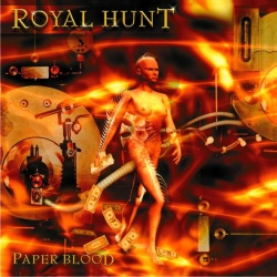 Paper Blood (cd) фото 1831
