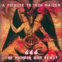 ...Iron Maiden - 666 The Number One Beast (cd) фото 407