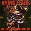 Killing on Adrenaline (cd+obi)