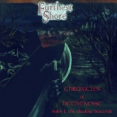 Cronicles Of Hethenesse Book1: The Shadow Descends (cd)