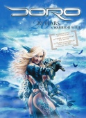 20 Years A Warrior Soul (2dvd+cd digibook)