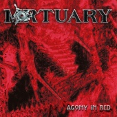 Agony In Red (cd)