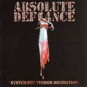 Systematic Terror Decimation (cd)
