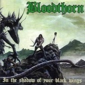In the Shadow of Your Black Wings (cd)