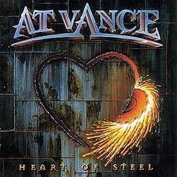 Heart of Steel (cd)